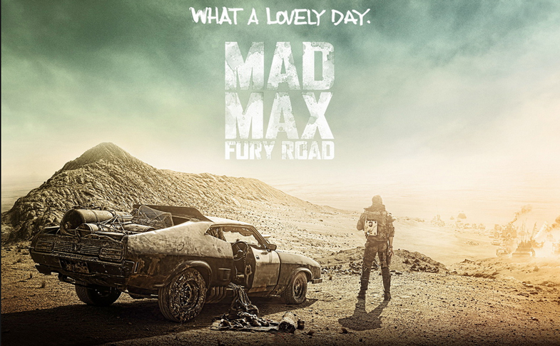 Mad Max Fury Road In Chinese