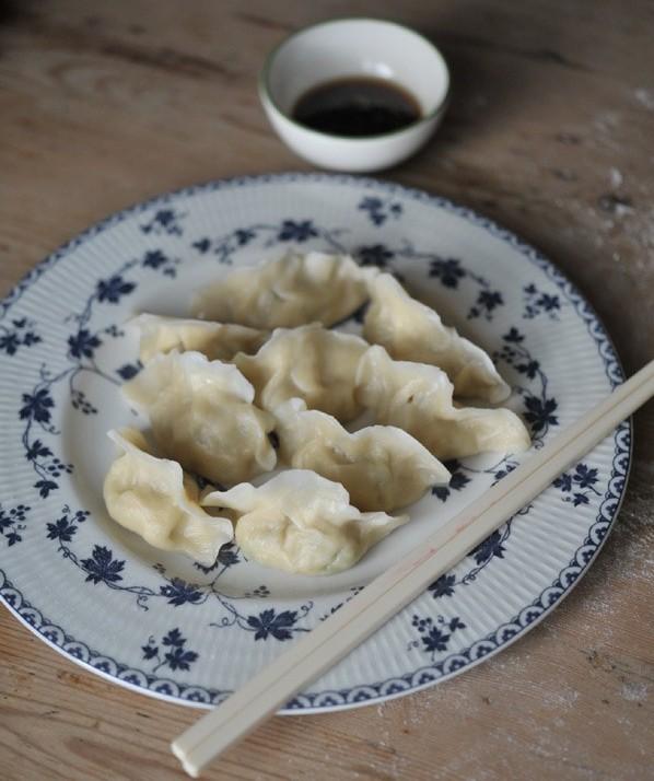 jiao zi dumplings