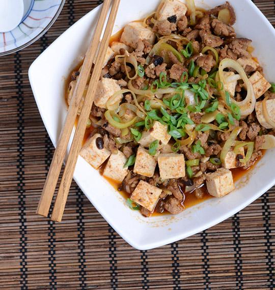 mapo tofu sichuan cuisine
