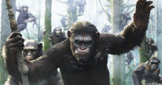 Dawn of the Planet of the Apes in Chinese