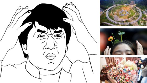 Meanwhile in China… 5 Quirky Stories from Mainland China