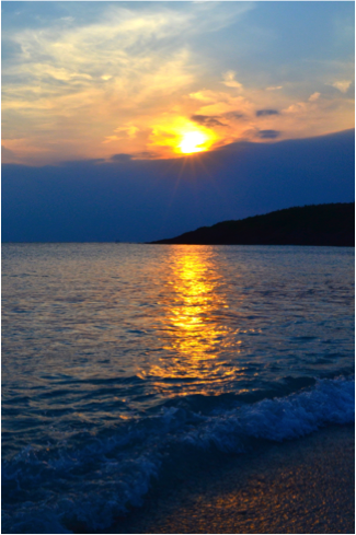 Sunset at Kenting