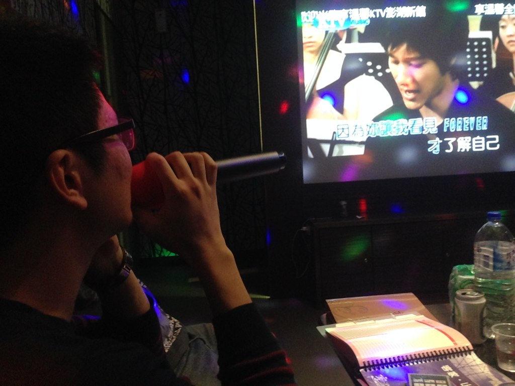 KTV Microphone Hog