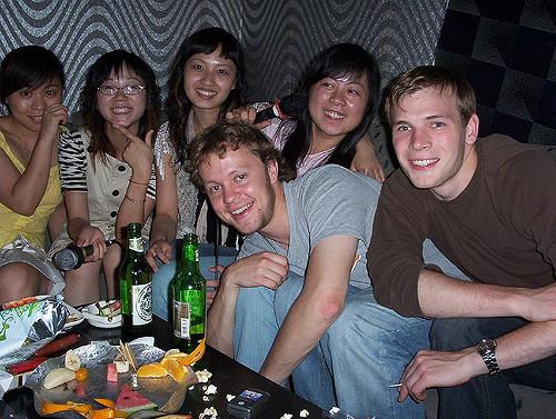KTV Fun with Friends