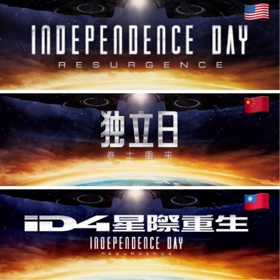 You'll Crack Up Seeing How Independence Day 2 Translates to