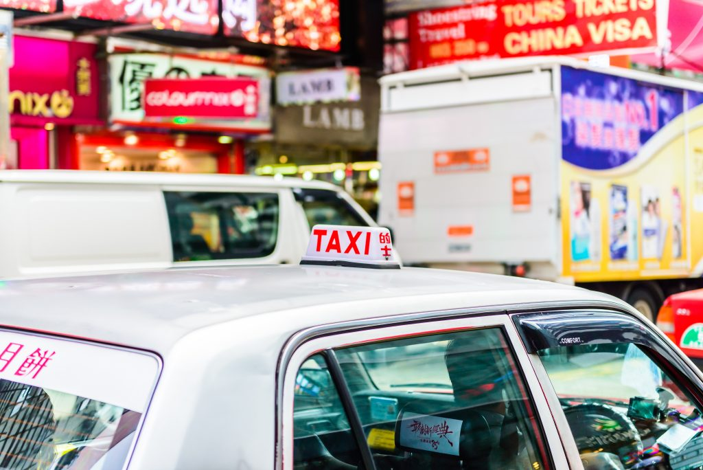 The Secret to Catching a Cab in Shanghai