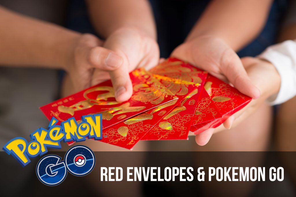 Red Envelope Wars and What Pokemon Go Has to Do with CNY