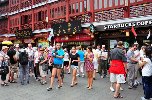 Traveling During China's Golden Week